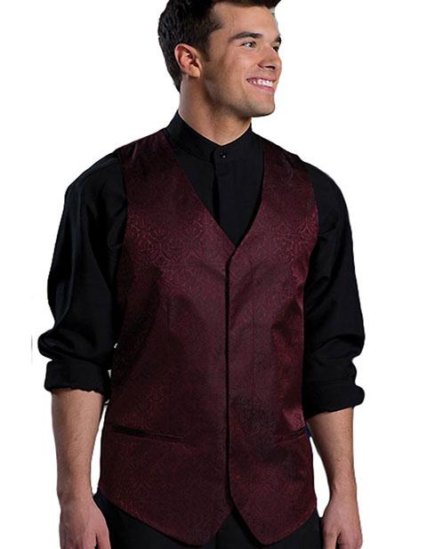 Men's Paisley Vest