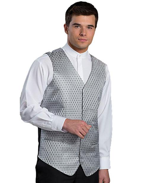 Men's Diamond And Dots Vest