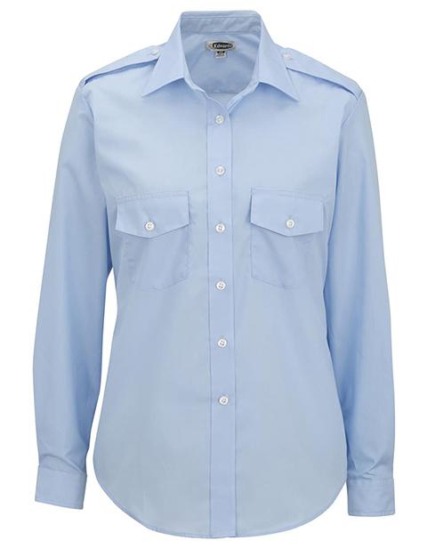 Womens Long Sleeve Navigator Shirt