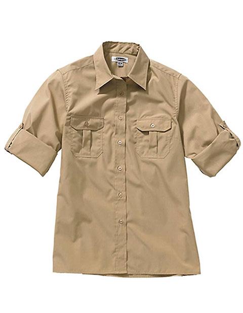 Edward Women's W Roll Sleeve Shirt