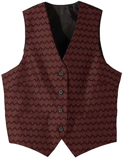Edwards Women's Swirl Brocade Vest