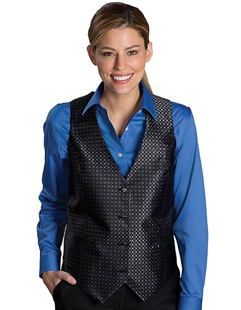 Edward Women's Ladies Grid Vest