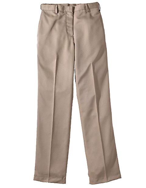Women's Microfiber Easy Fit Flat Front Pant