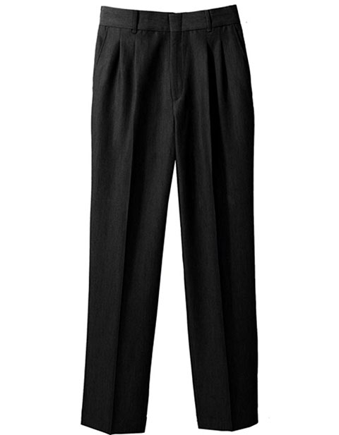 Women's Washable Wool Blend Pleated Pant
