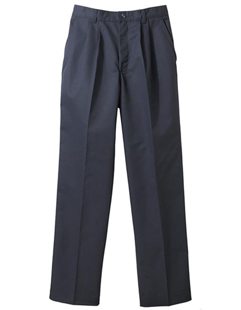 Women's Blended Chino Pleated Pant