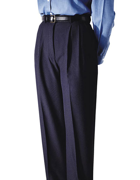 Women's Polyester Pleated Pant