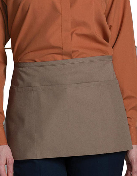 Edwards Three Pocket Waist Apron