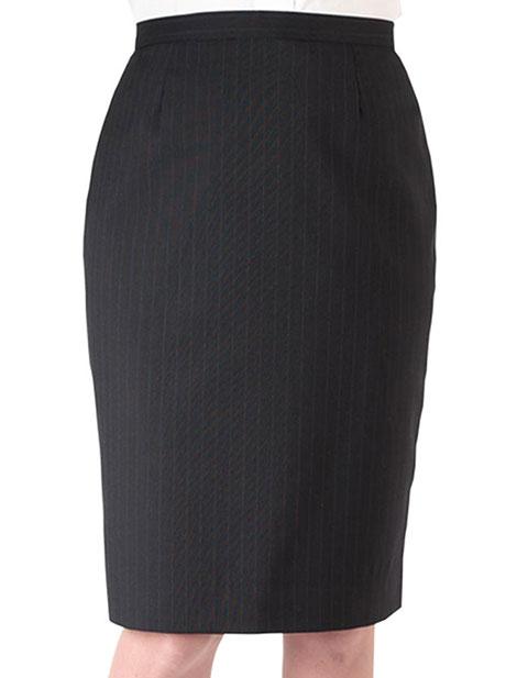 Women's Pinstripe Skirt