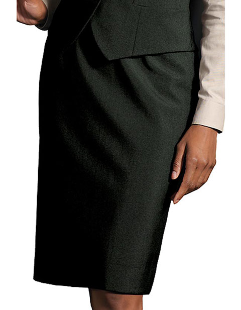 Women's Wool Blend Dress Skirt