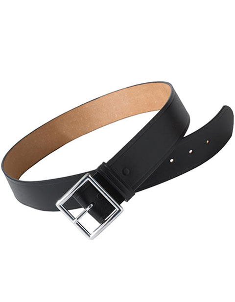 Leather Security Belt