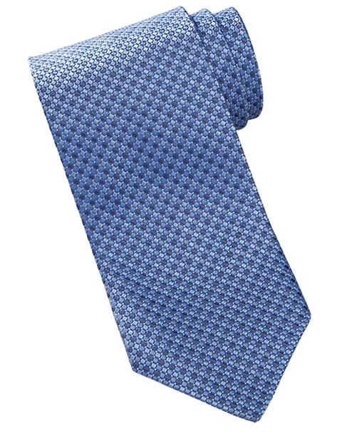 Edward Unisex Mini-diamond Tie