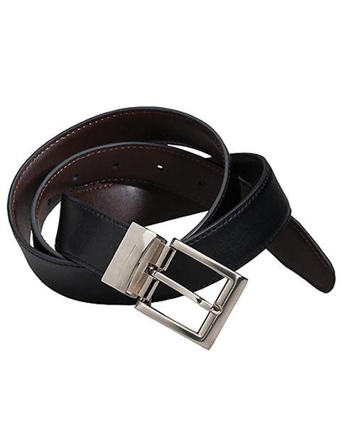 Edwards Unisex Reversible Leather Belt