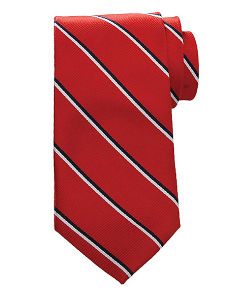 Edward Unisex Narrow Stripe Tie