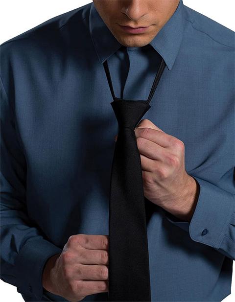 Edward Unisex Zipper Tie