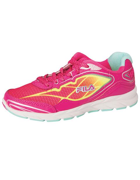Fila USA Women's Pink Glo Athletic Footwear