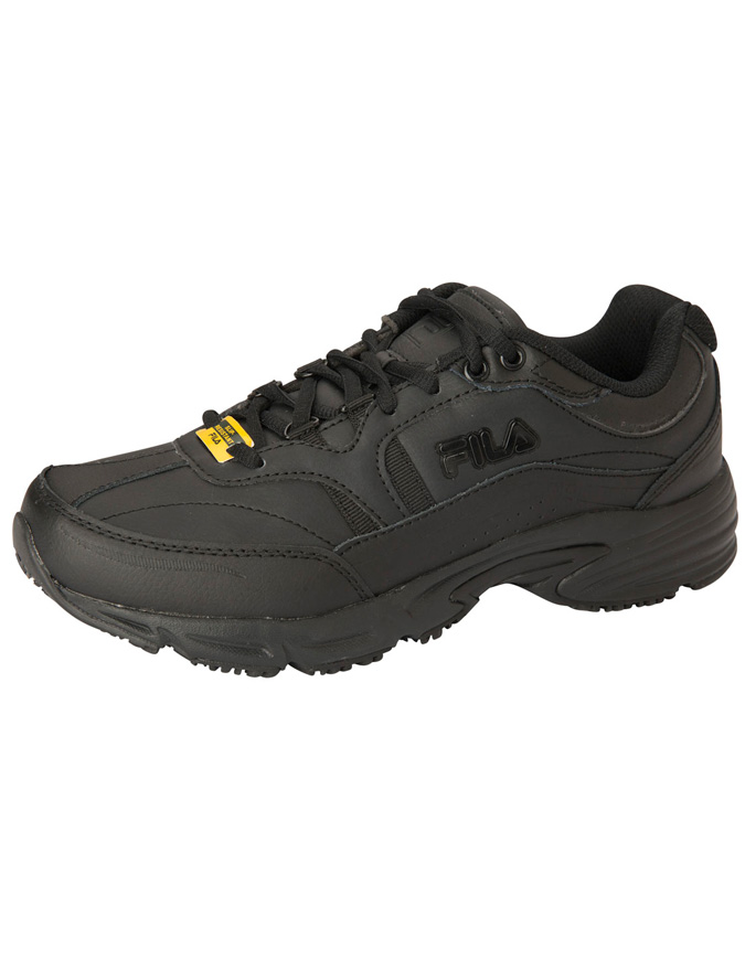 Fila USA Womens Black SR Athletic Footwear Shoes