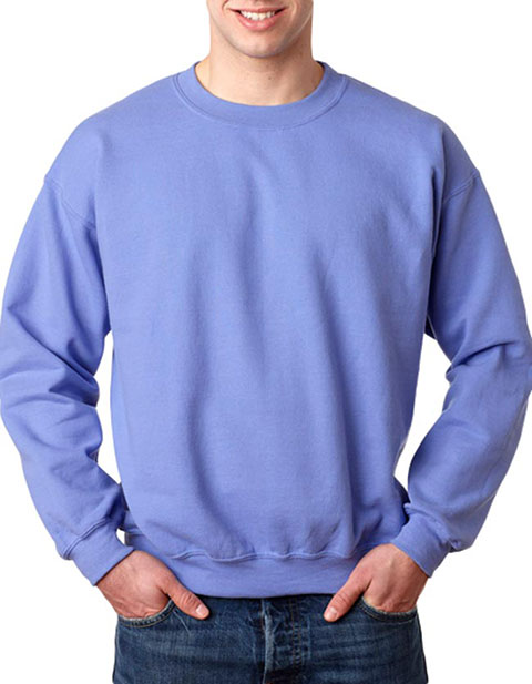 18000 Gildan Adult Heavy BlendCrew Neck Sweatshirt
