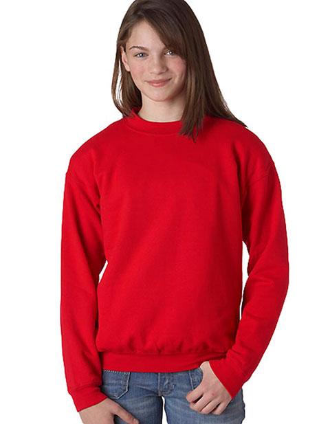 18000B Gildan Youth Heavy BlendCrew Neck Sweatshirt