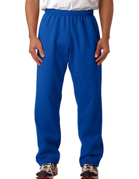 18400 Gildan Adult Heavy BlendOpen-Bottom Sweatpants