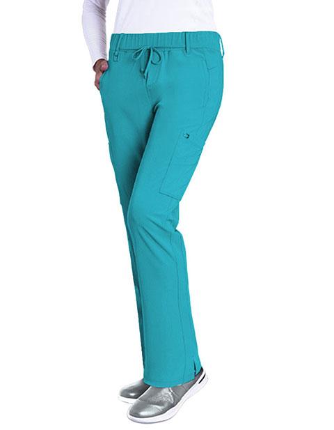 Grey's Anatomy Signature Women's Elastic Waist Cargo Pant