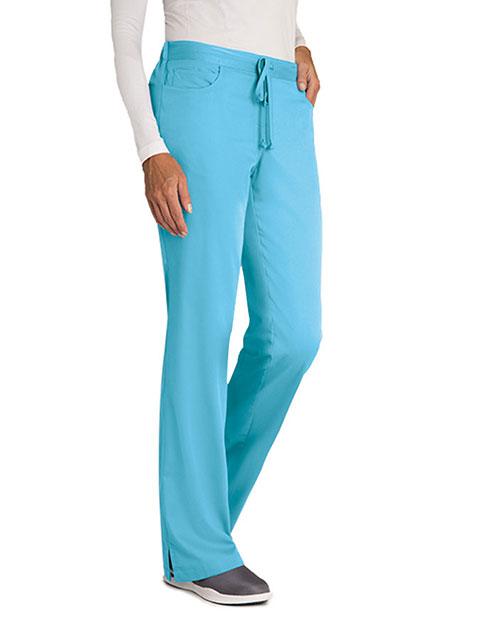 Grey's Anatomy Junior Fit Five Pocket Tall Scrub Pants