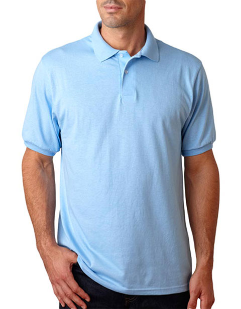 054X Hanes Adult ComfortBlend EcoSmart® Jersey Polo