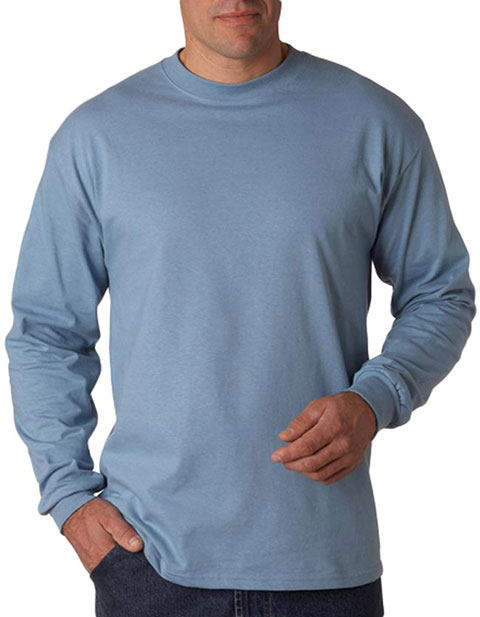 5186 Hanes Adult Beefy-T® Long-Sleeve T-Shirt