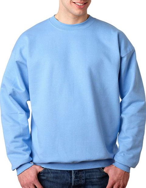 F260 Hanes Adult UltimateCotton® Crew Neck