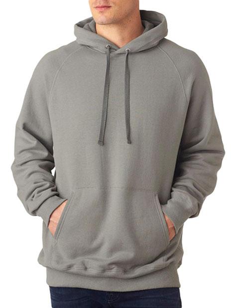 Hanes Adult Nano Blended Hooded Pullover Fleece