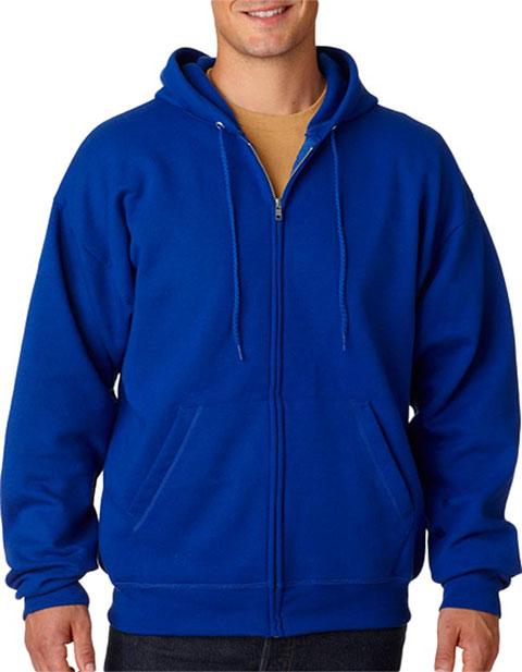 Hanes Adult ComfortBlend® EcoSmart® Full-Zip Hood
