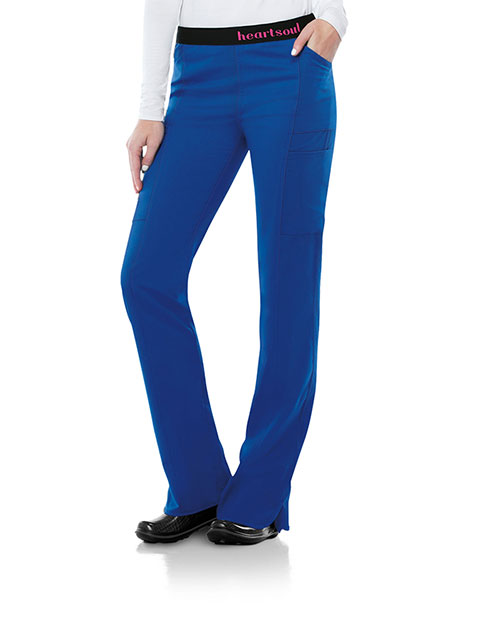 HeartSoul Women's So In Love Low-Rise Pull-on Pant