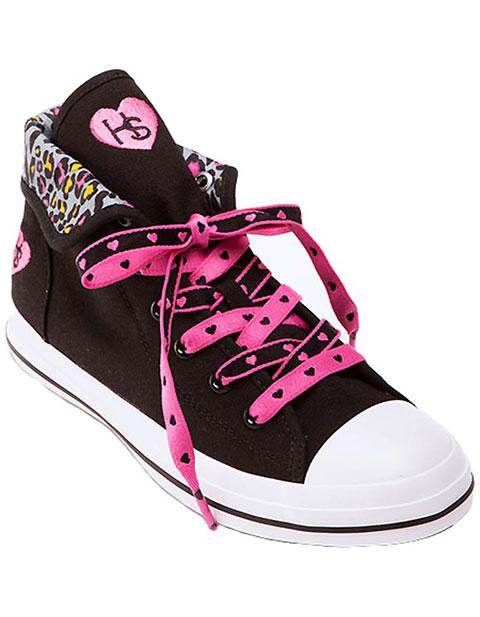 HeartSoul Footwear Women's Slip Resistant Sneaker
