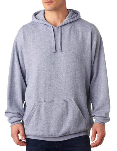 J8815 J-America Blended Tailgate Hooded Sweatshirt