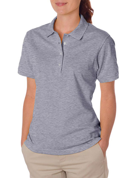 437W Jerzees Ladies' Jersey Polo with SpotShield