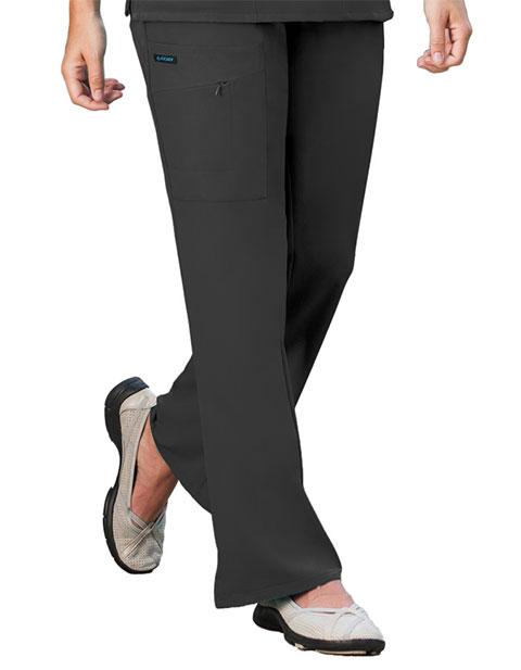 Jockey Scrubs Womens Two Pocket Drawstring Tall Pants