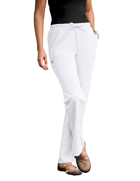 Jockey Scrubs Womens Double Welt Pocket Medical Pants