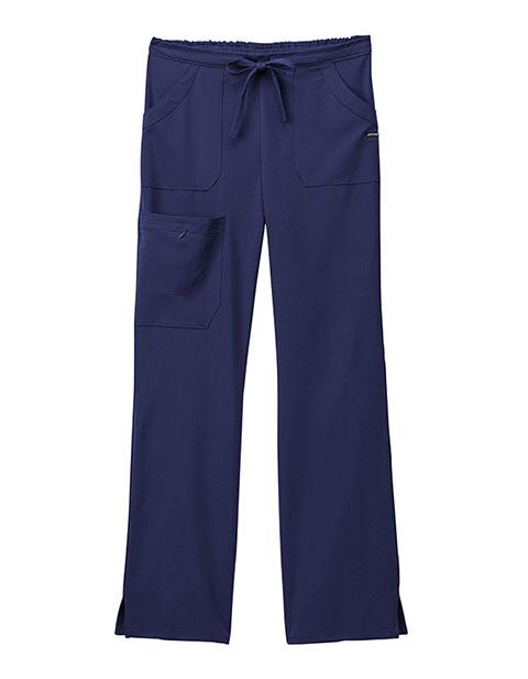 Jockey Classic Women's Tunneled Drawstring Waist Petite Pant