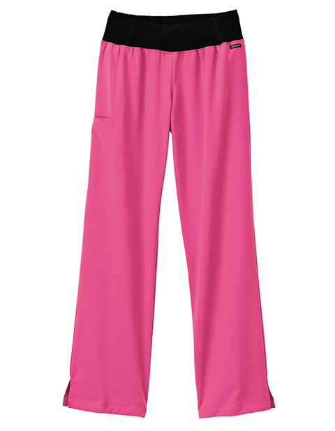 Jockey Modern Ladies Perfected Yoga Elastic Waist Scrub Pant