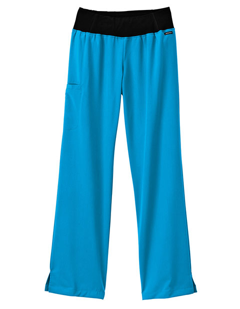 Jockey Modern Ladies Perfected Yoga Elastic Waist Tall Scrub Pant