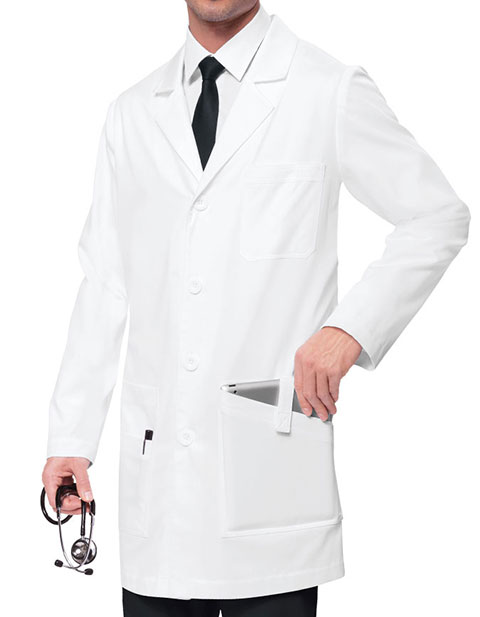KOI Men's Jack Long Labcoat