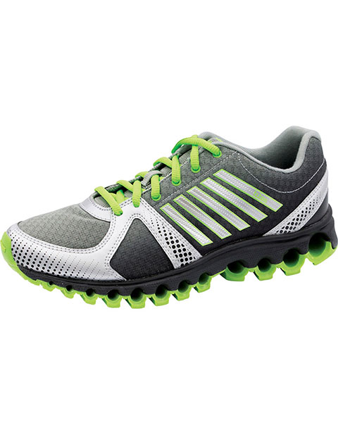 K-Swiss Men's Memory Foam Tubes Athletic Footwear