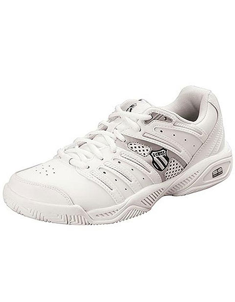 buy kswiss 92664102 athletic white nursing shoes for