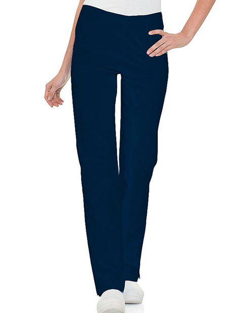 Landau Women Tall Slim Fit Cargo Scrub Pants
