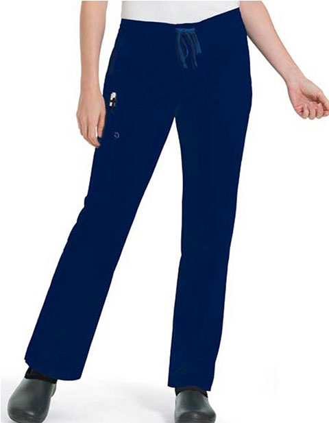 Landau Women's Two Hip Pockets Cargo Tall Scrub Pant
