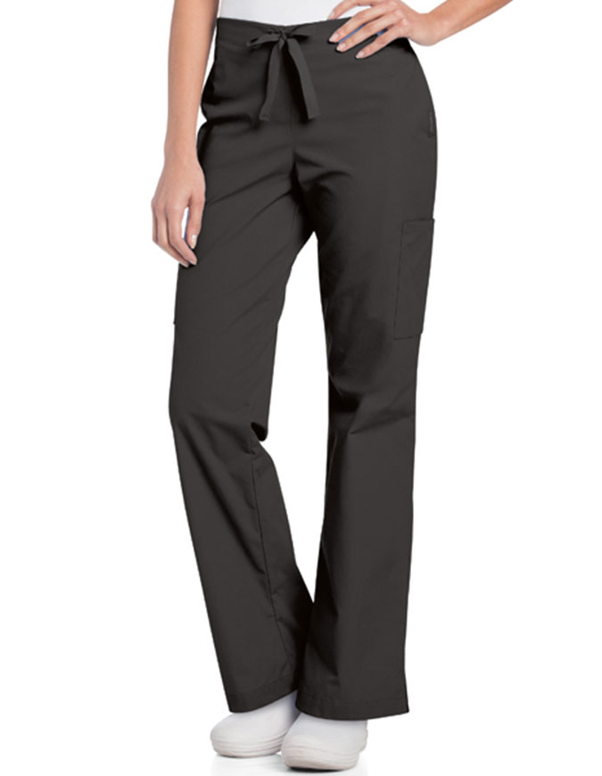 Landau Women's Side Vents Tall Scrub Pant