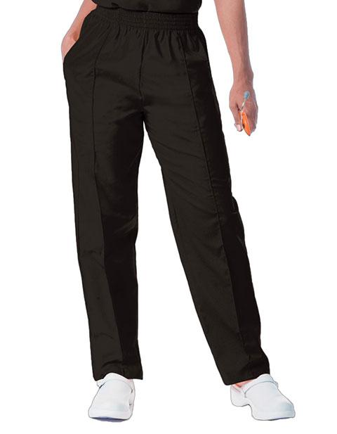Landau Women Classic Fit Elastic Waist Tall Medical Scrub Pants