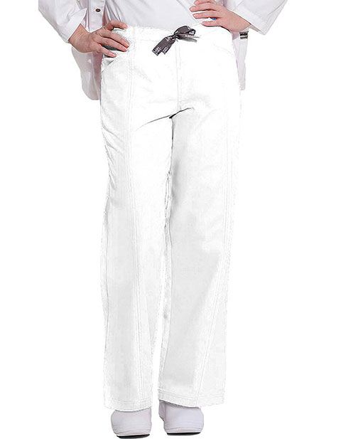 Clearance Sale! Antimicrobial Drawstring Scrub Pants by Landau
