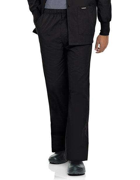 Landau Platinum Men's Three Pockets Elastic Waist Medical Scrub Pants