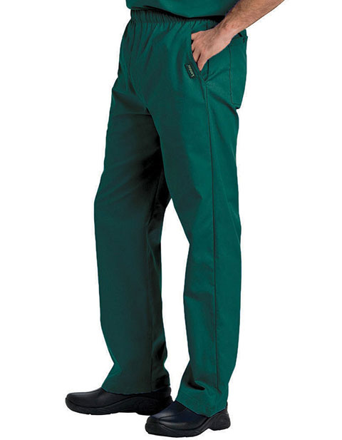 Landau Platinum Men's Three Pockets Elastic Waist Tall Scrub Pants