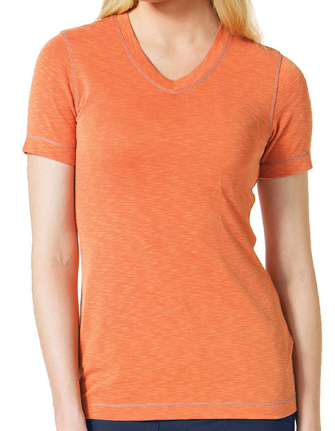 Maevn Knit Women's Short Sleeve Modal Tee